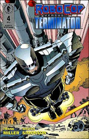 Robocop Vs Terminator (1992) #04 (of 4)