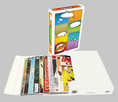 Comic Book Store-Folio - POW