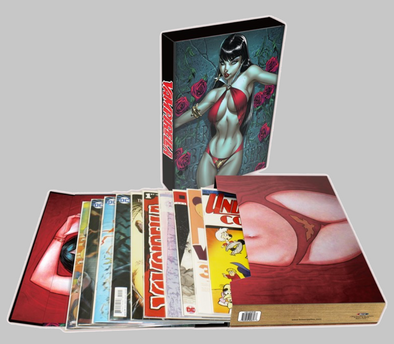 Comic Book Store-Folio - Vampirella