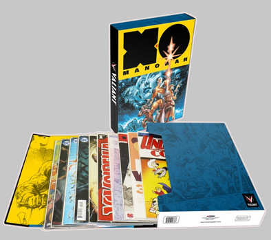 Comic Book Store-Folio - X-O Manowar