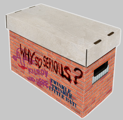 BCW Brick Short Comic Book Box