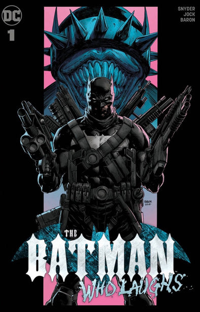 Batman Who Laughs (2018) #01 (Jason Fabok Yesteryear EX Variant)