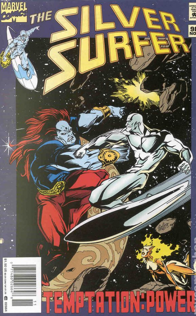 Silver Surfer (1987) #098