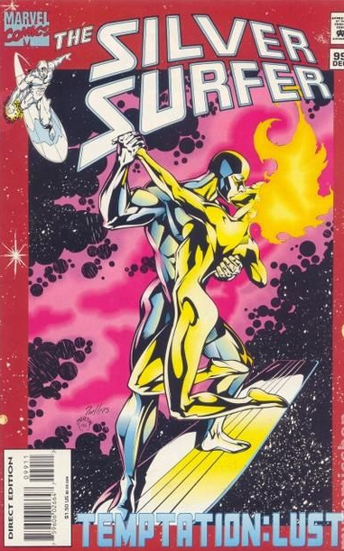 Silver Surfer (1987) #099
