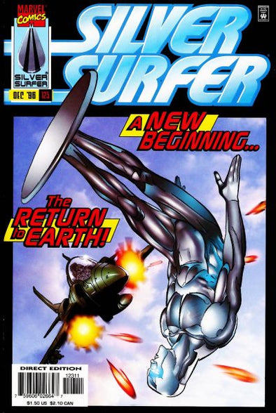 Silver Surfer (1987) #123