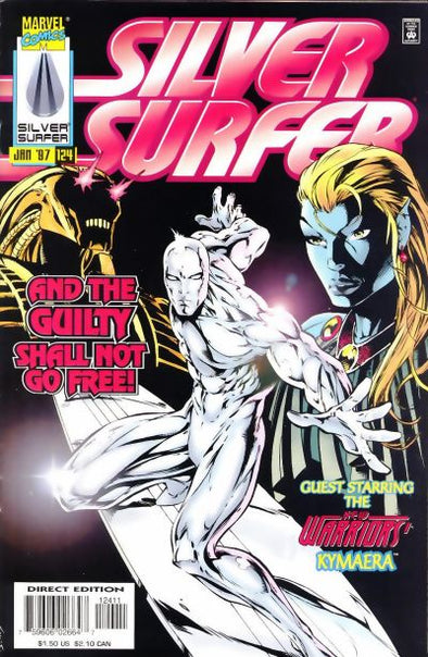 Silver Surfer (1987) #124