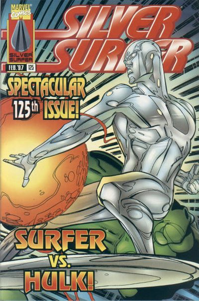 Silver Surfer (1987) #125