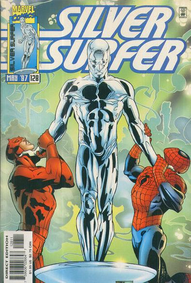 Silver Surfer (1987) #128