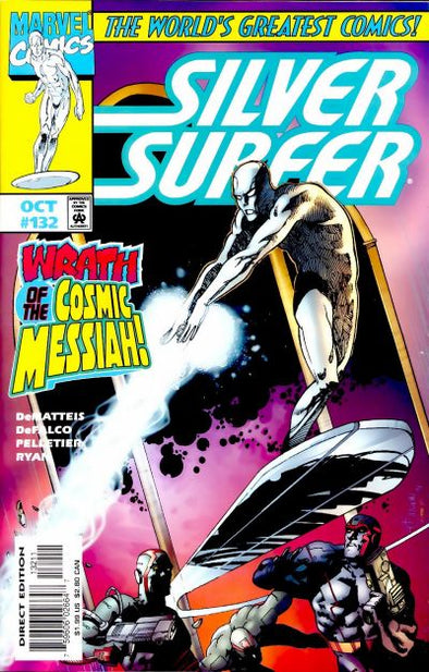 Silver Surfer (1987) #132