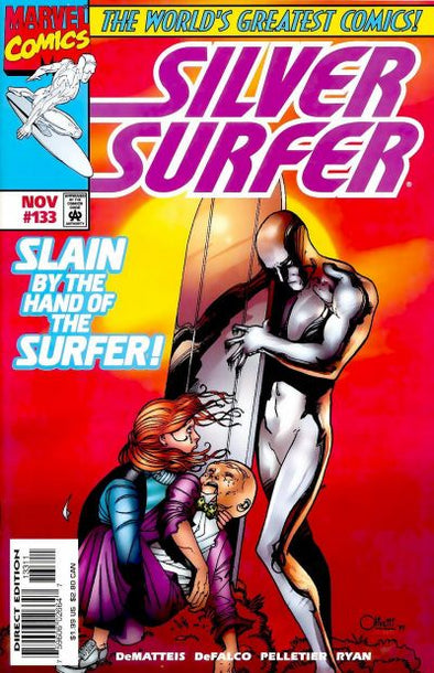 Silver Surfer (1987) #133