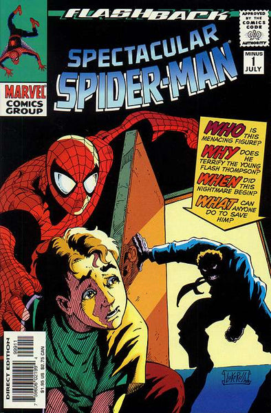 Peter Parker: Spectacular Spider-Man (1976) # -1