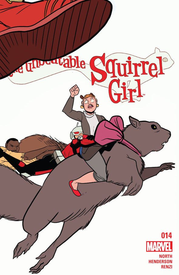 Unbeatable Squirrel Girl (2015 Vol. 2) #14