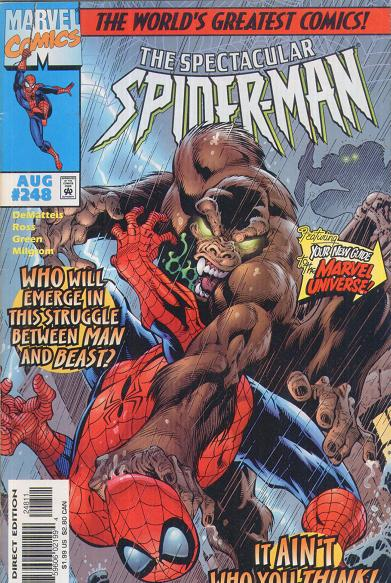Peter Parker: Spectacular Spider-Man #248