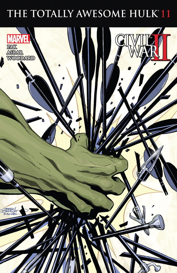 Totally Awesome Hulk (2015) #11