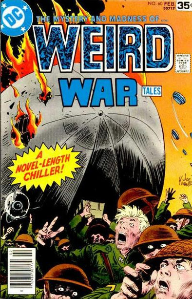 Weird War Tales (1971) #60