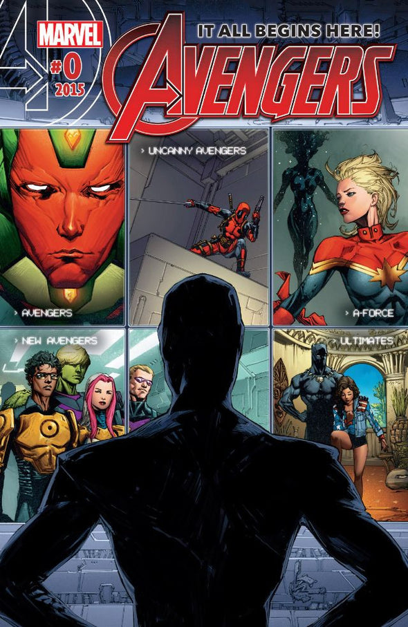 All-New All-Different Avengers (2015) #00