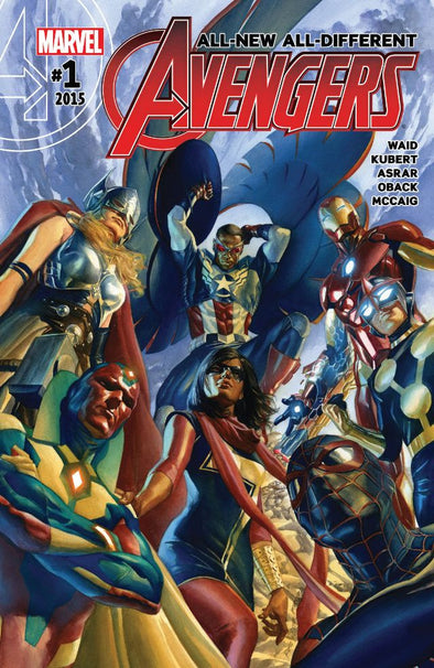 All-New All-Different Avengers (2015) #01