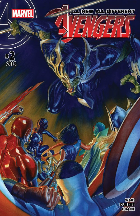 All-New All-Different Avengers (2015) #02