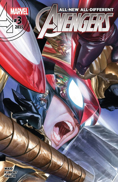 All-New All-Different Avengers (2015) #03