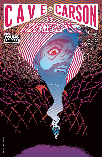 Cave Carson Has a Cybernetic Eye (2016) #02