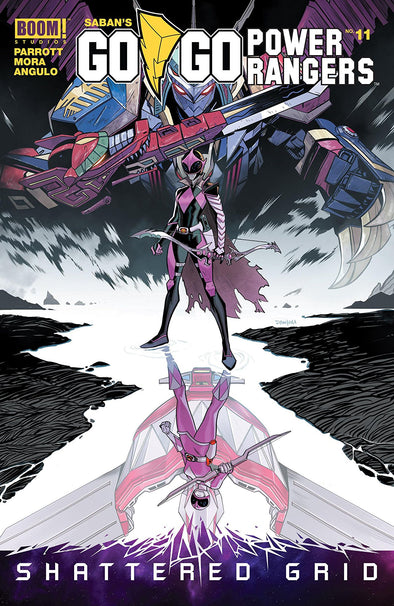 Go Go Power Rangers (2017) #11