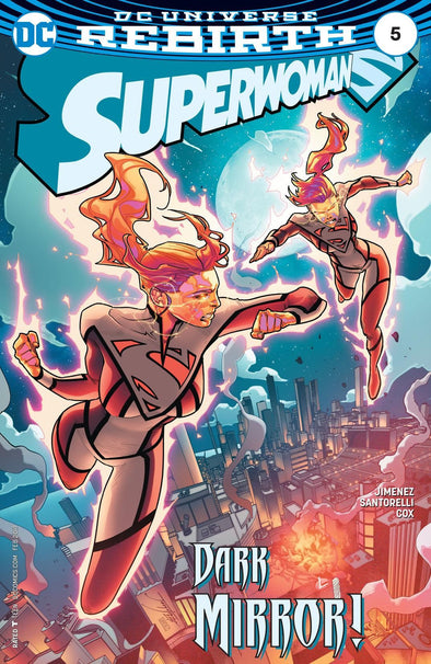 Superwoman (2016) #05