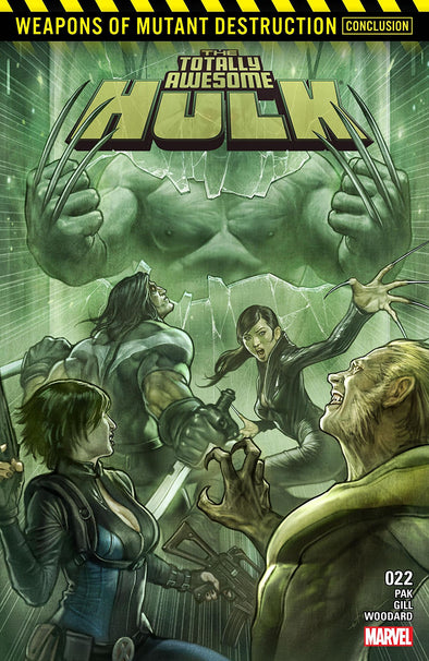 Totally Awesome Hulk (2015) #22