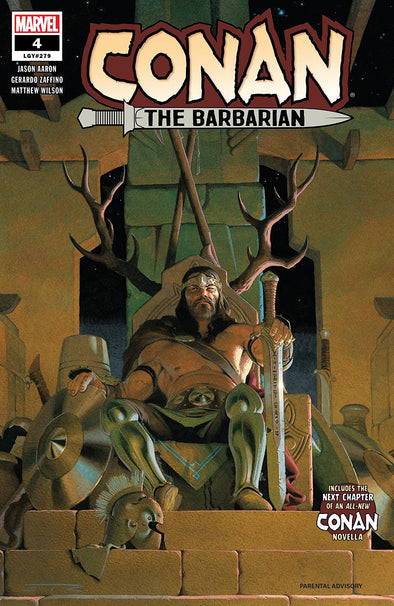 Conan the Barbarian (2019) #04