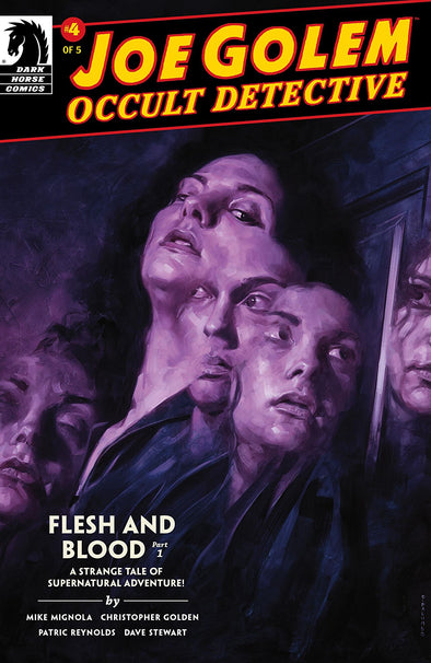 Joe Golem Occult Detective: Flesh & Blood #01