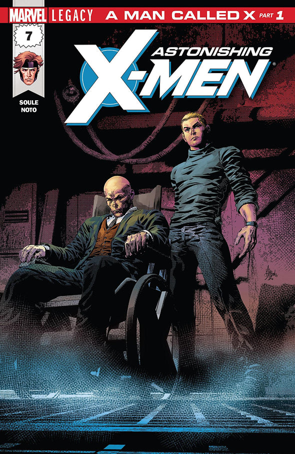 Astonishing X-Men (2017) #07