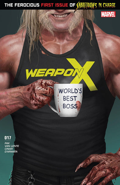 Weapon X (2017) #17