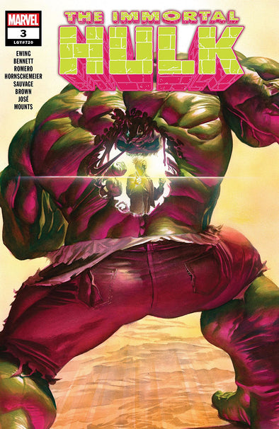 Immortal Hulk (2018) #03