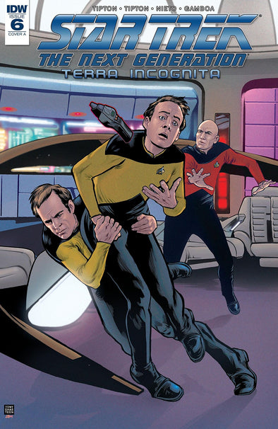 Star Trek TNG: Terra Incognita (2018) #06