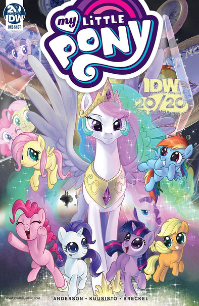 My Little Pony #01 IDW 20/20