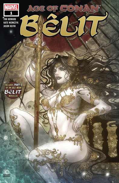 Age of Conan: Belit (2019) #01