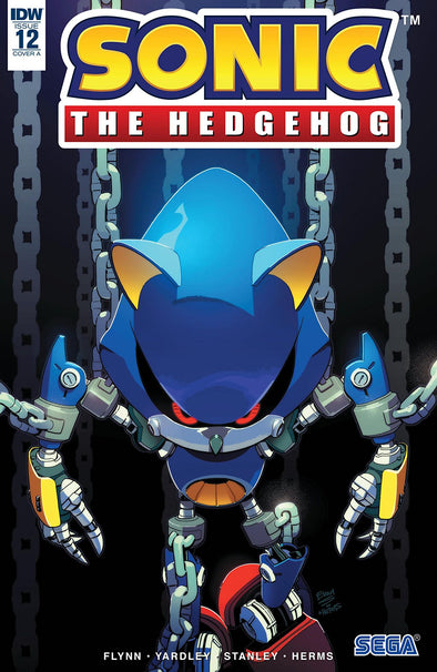 Sonic the Hedgehog (2018) #12