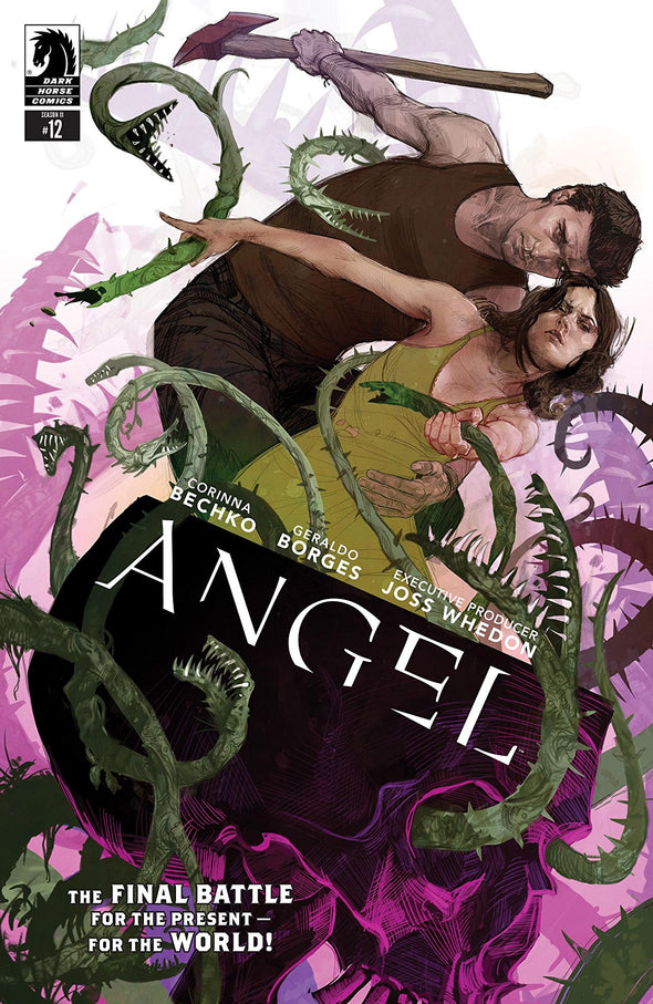 Angel: Season 11 (2017) #12