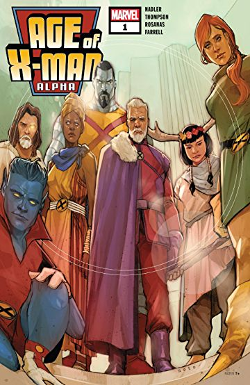 Age of X-Man Alpha (2019) #01