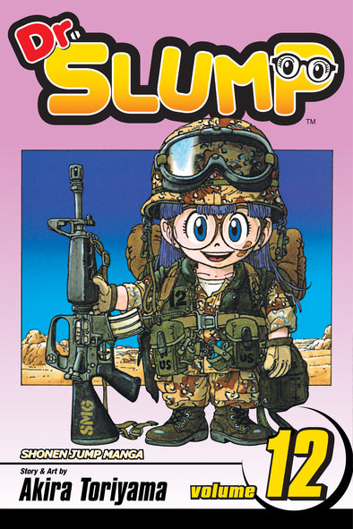 Dr. Slump TP Vol. 12
