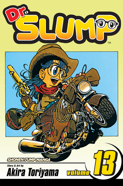 Dr. Slump TP Vol. 13
