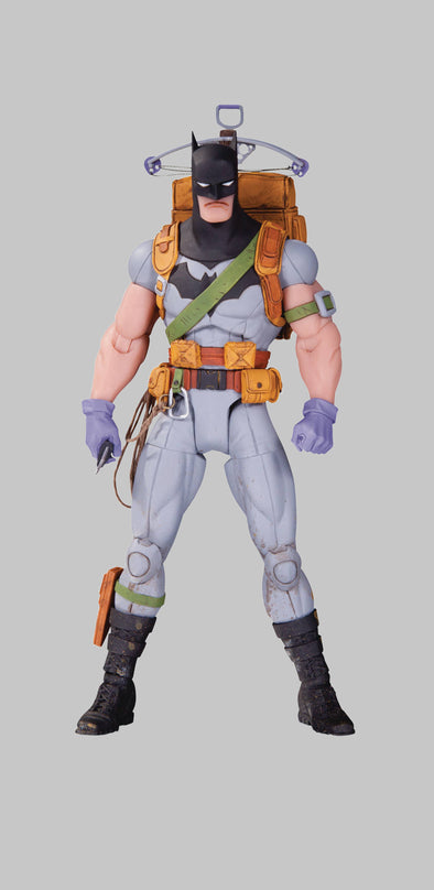 Batman Survival Gear Action Figure (Greg Capullo Design)