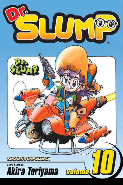 Dr. Slump TP Vol. 10