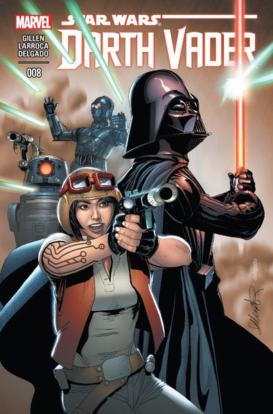 Star Wars Darth Vader (2015) #08