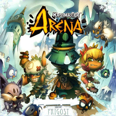 Krosmaster Arena 2.0 Frigost Add On Board Game
