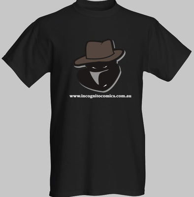 Incognito Comics Logo T-Shirt