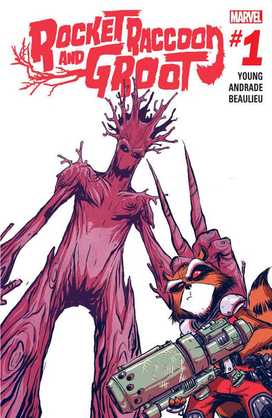 Rocket Raccoon & Groot (2016) #01