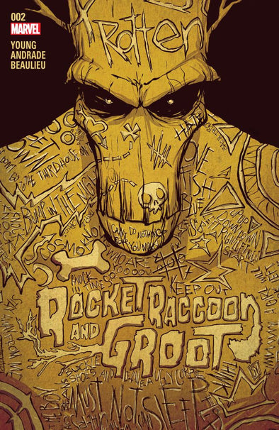 Rocket Raccoon & Groot (2016) #02