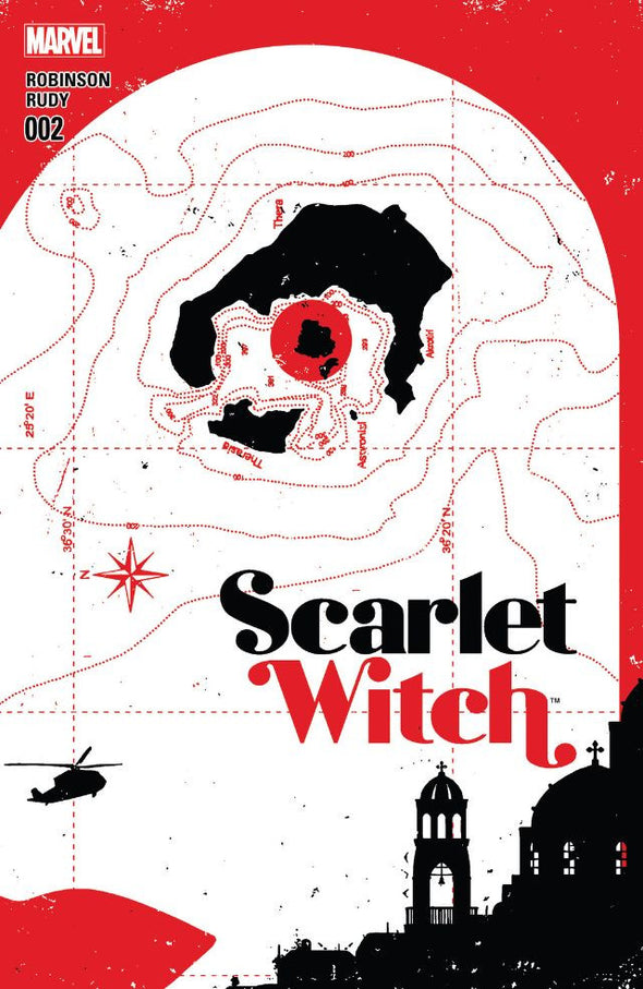 Scarlet Witch (2015) #02