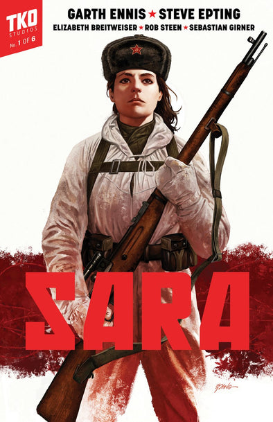 Sara #1-6 Issue Box Set