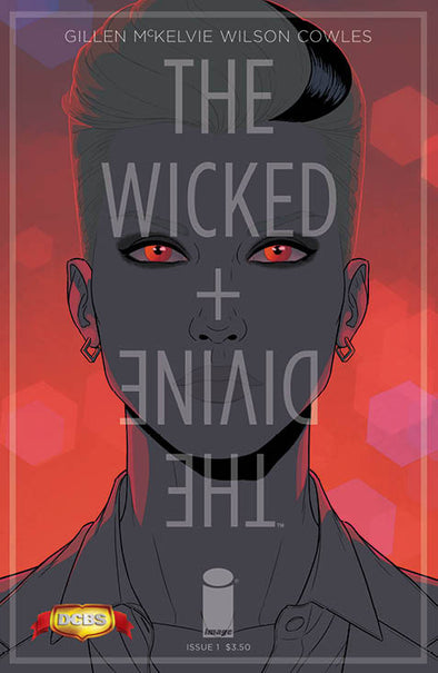 Wicked & Divine (2014) #01 (DCBS VARIANT)